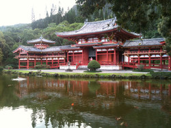 Oahu's Byodo-In Temple