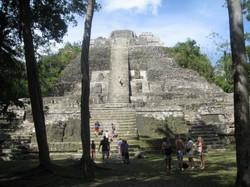 High Temple of Lamanai (Belize)