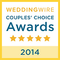 Weddingwrie couple's choice awards 2014.