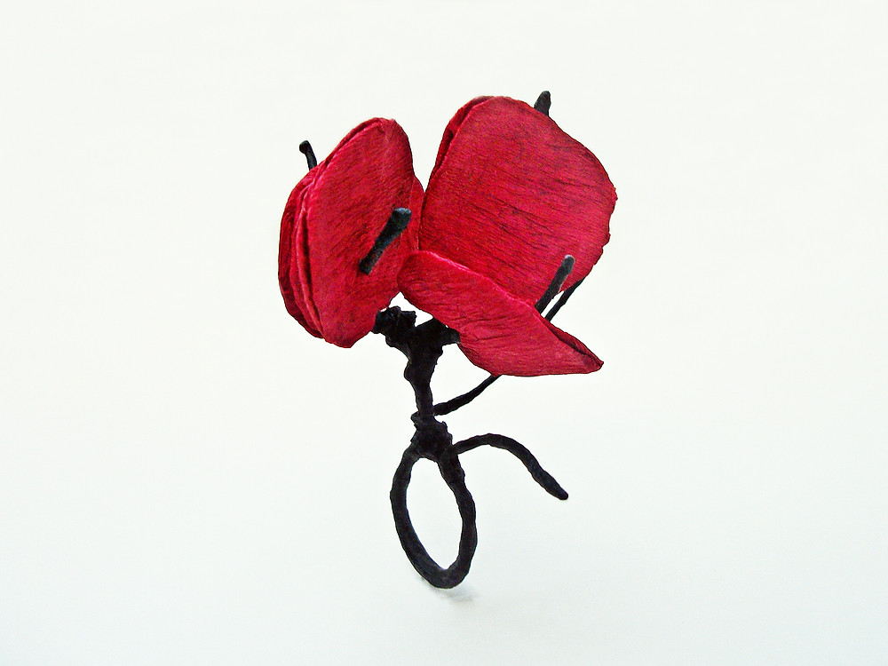 Quasicaramelle, La rose - anello