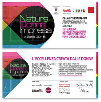 Dal 26 al 28 maggio Palazzo Isimbardi sarà la vetrina di numerosi brand emergenti e del made in Ital