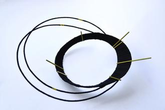 Il pARTicolare dedicao alla collana Masai del designer Franck Brulé