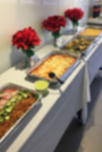 Catering office corporate cater healthy vegetarian