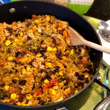 Top 9 Allergen Free Burrito Bowl Recipe