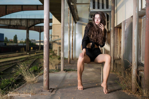 Shooting, Fashion, Industry, Outdoor