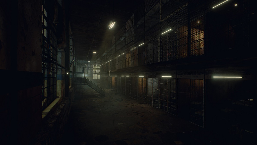 Inmates Screenshot Prison Hall