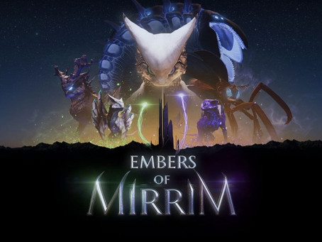 embers of mirrim sets the stage for amazing fantasy adventure pax south 2017