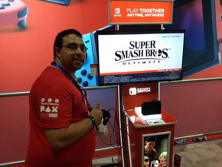 E3 2018: Hands-On with Super Smash Brothers: Ultimate