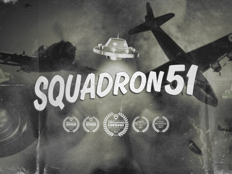 Squadron 51 – Invading Nintendo Switch this Summer