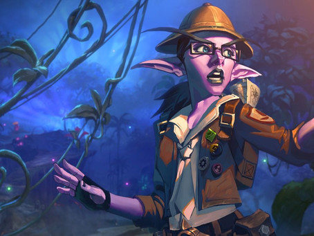 Hearthstone – Journey to Un'goro Expansion Showcases New Cards, Mechanics