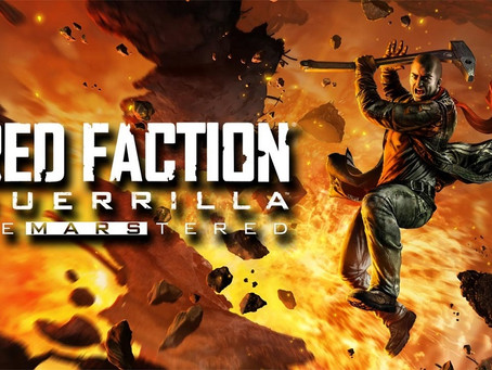 "Red Faction: Guerrilla: Re""Mars""tered Edition (PS4, Steam)"