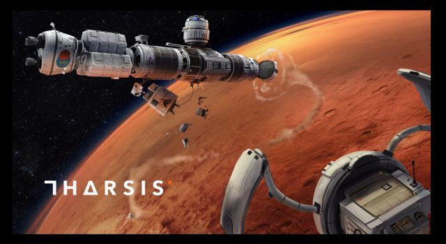 tharsis, pc, game, review, choice provisions, mars,