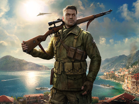 sniper elite 4 a man and his rifle new trailer releasing february 2017