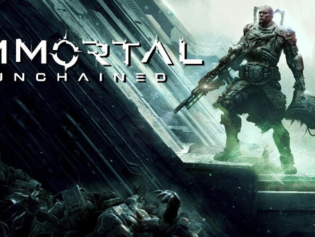 Immortal Unchained – Upcoming Fantasy Shooter Locks in a Release Date