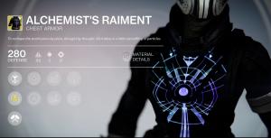 Alchemist's Raiment