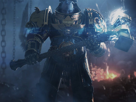 Warhammer 40K Inquisitor: Martyr  Review (PS4)