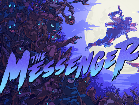 The Messenger Now Available on Xbox One and Gamepass