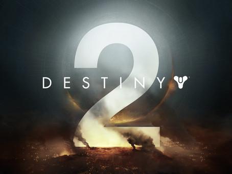 Destiny 2 PC experience @ E32017