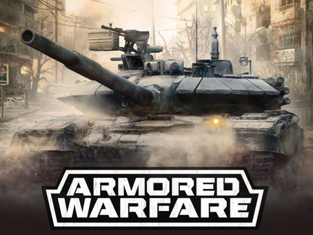 Armored Warfare – Coming to PS4 in 2018