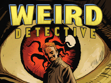 weird detective 1 review