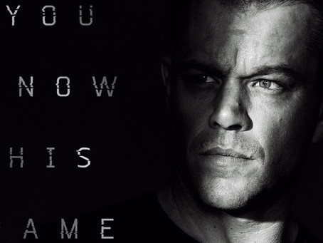 jason bourne movie review