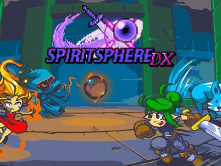 Spirit Sphere DX Review: (Nintendo Switch)