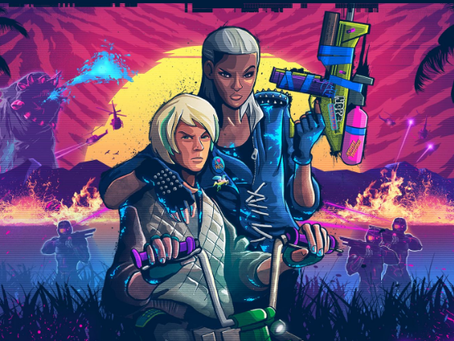 trials blood dragon sequel farcry3 blood dragon available now
