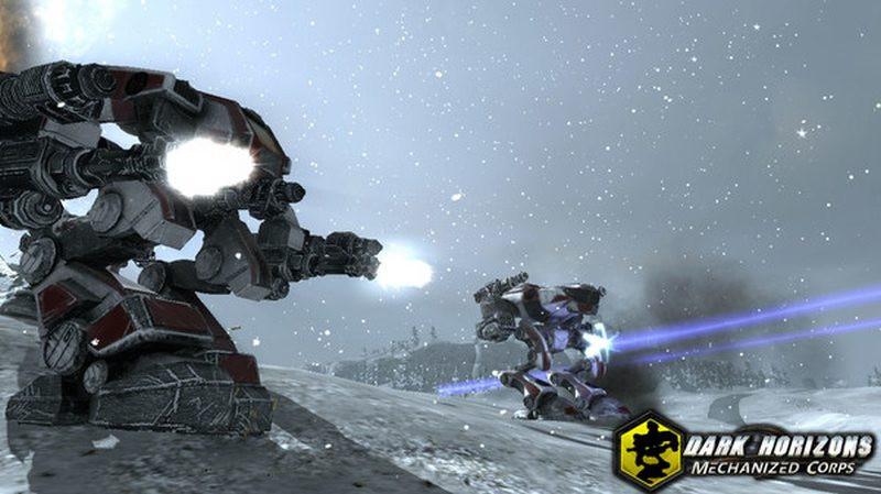 Dark Horizons Mechanized Corps