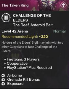 Challenge of elders (1)