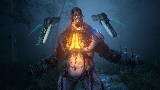 killing floor, incursion, review, VR, oculus, rift, virtual, reality, PC