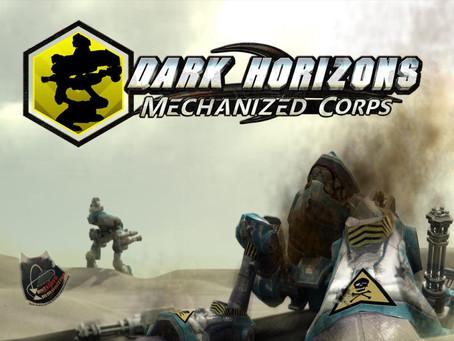 Dark Horizons Mechanized Corps – Heavy Metal Warfare on PC- PAX EAST 2017