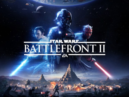 Battlefront II – John Boyega Guides You Through the Chaos of Star Wars