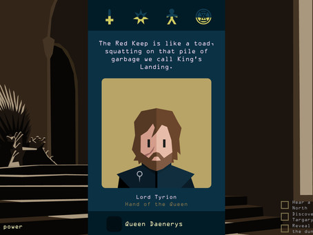 Reigns: Game Of Thrones (Android, Steam, iOS)