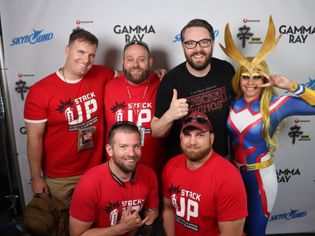 Air Assault – Getting Geeky at San Diego Comic-Con