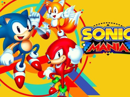 Sonic Mania – Intro Movie Sets the Stage for Sonic's return