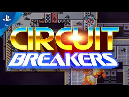 Circuit Breakers – Out Now for PS4 and Xbox One
