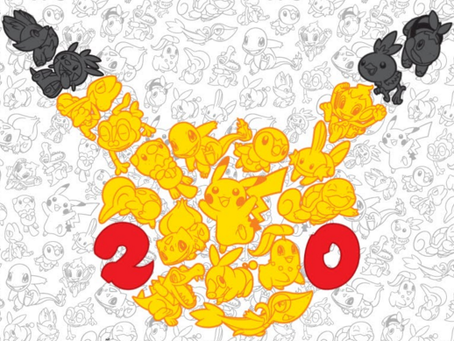 pokemon celebrates 20 year anniversary with original games and more