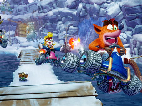 Crash Team Racing – Crash Bandicoot Returns