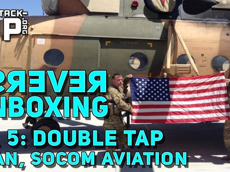 reverse unboxing ep 5 ryan socom aviation afghan