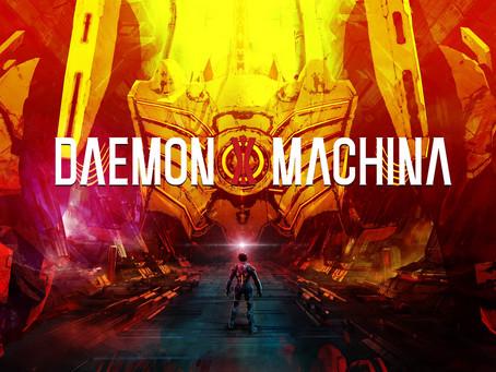 E3 2018: Nintendo Announces Mecha exclusive Daemon x Machina