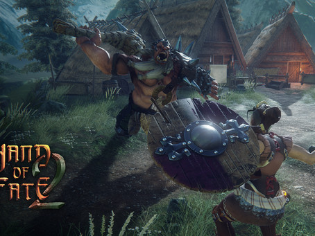 Hand of Fate 2 – Review (Switch)