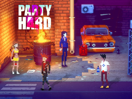 Party Hard 2 – Alpha 3 Available Now