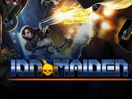 Ion Maiden – New Title from 3D Realms at PAX East
