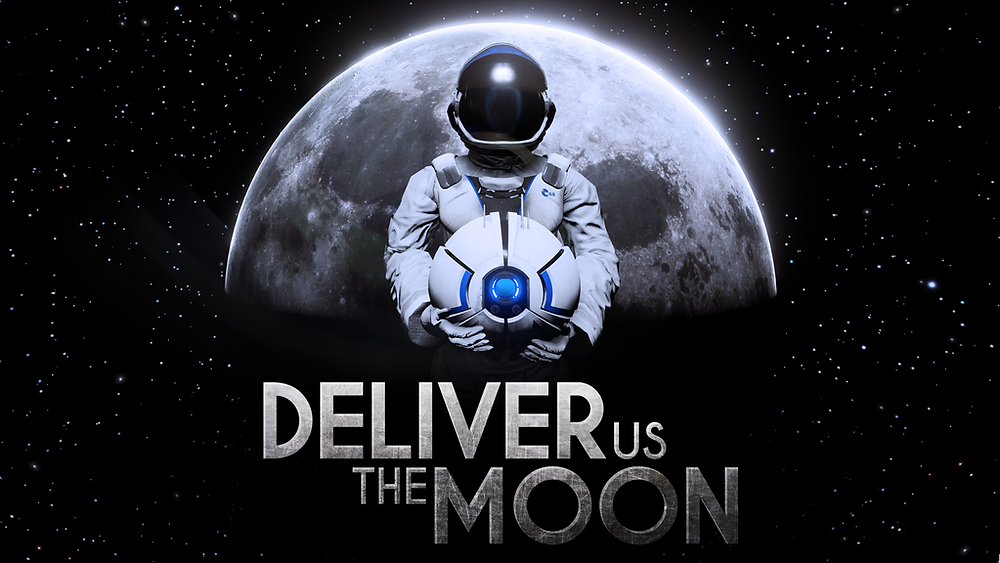 Image result for Deliver us the moon