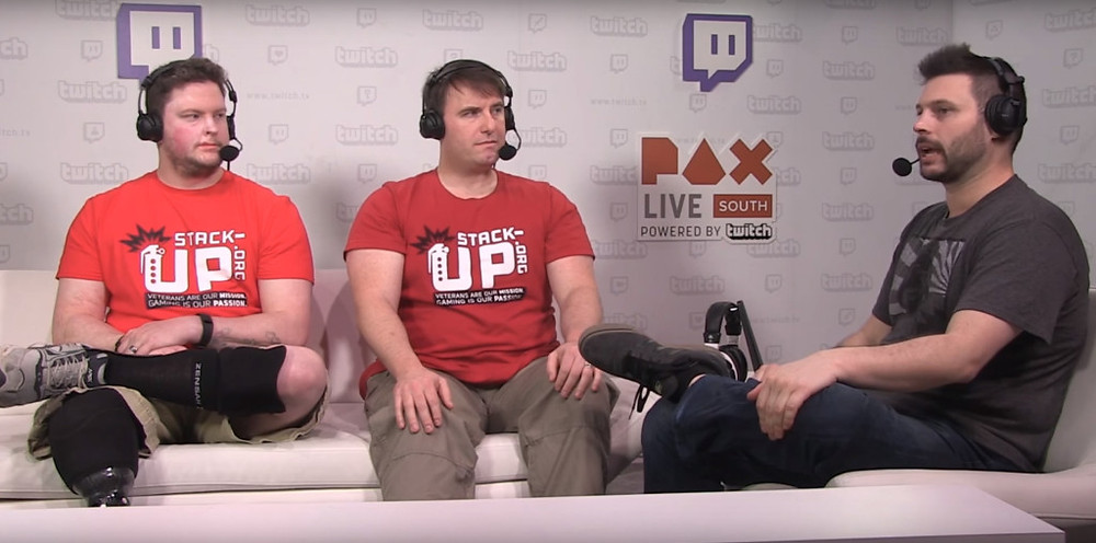Twitch-Interview-Steve-and-Andy-PAX-South