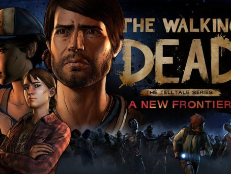walking dead new frontier ep 1 2 review