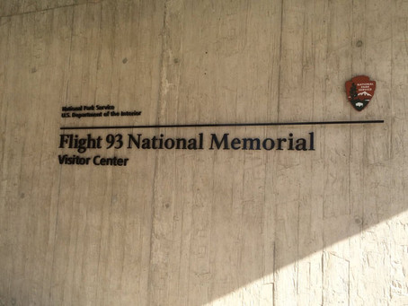 remembering 911 flight 93 memorial