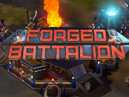 Forged Battalion – Team 17 is Bringing the Game to Steam