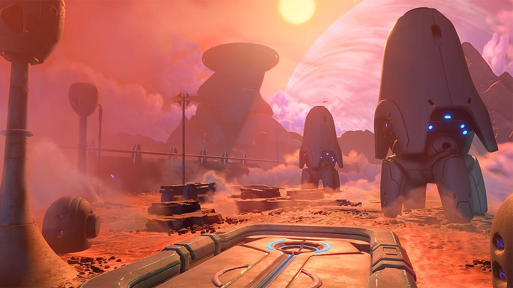 Star Child Desert