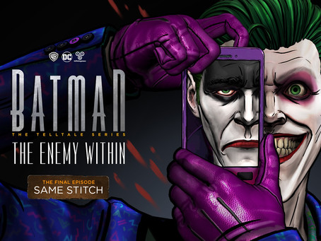 "Batman TEW – ""Same Stitch"" Out Now!"